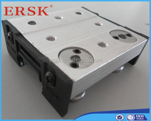 An excellent production team Low noise double shaft dc motor for cnc advertising machine