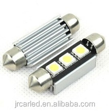 Producer selling Canbus interiors LED Light 36MM 39MM Festoon 3LED 5050SMD dome