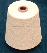 100%polyester spun yarn ,60s pure virgin yarn ,yarn for knitting machine