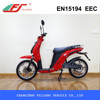 350W cheap green power electric scooter with EEC