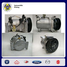 hot sale auto parts portable dc 12v mini car air compressor with high quality for suzuki swift 95200-77JA0