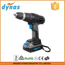 double speed driver drill/cordless driver drill/18v charging li-ion screwdriver