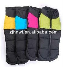 Winter waterproof Dog Coats cotton coat Pet Coat