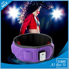 rohs approved vibrating stomach slimming belt