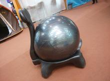 yoga ball chair / gym ball chair / exercise yoga ball / antiburst gym ball