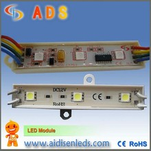 high quality outdoor used for sign IP67 5050SMD full color rgb LED modules