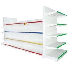 Trade Assurance High Quality folding metal supermarket shelf