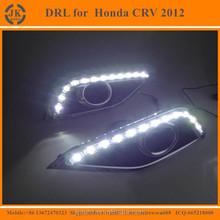 High Power Super Quality LED Fog Light Daytime Running Light for Honda CRV 2012