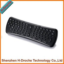 Wireless Mini Keyboard and Flying Air Mouse combo Android & Linux support Plug-and-play Air Mouse Remote Control