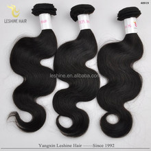 Ali Gold Supplier Hot Sale Factory Supply Full Cuticle Chemical Free hair extensions shanghai