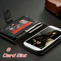 Hot selling in UK high quality PU leather phone case for Samsung Galaxy S3