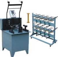 multi-strand thread/wire/yarn automatic copper wire winding machine