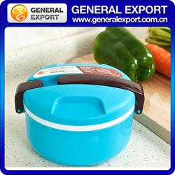 Multifunctional Fashionable Design Food Warmer Plastic Bento Box