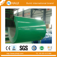 prepainted cold rolled steel coil from chinese supplier in resonable price