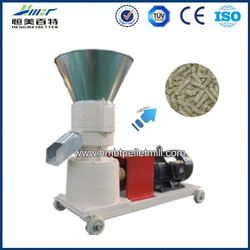 factory directly supply automatic small die and rolls pellets mill with ce