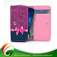 High Standard Custom Fit Leather Flip Case Cover For Apple For Iphone 5