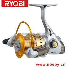 FULL METAL Max Drag 5KG China Weihai NOEBY RYOBI Left Right Hand Applause 6000 6 Ball Bearing Sea Bass Spinning Fishing Reel