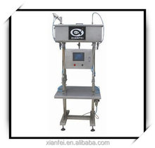 ZCG-4B manual 5 gallon water bottle filling machine