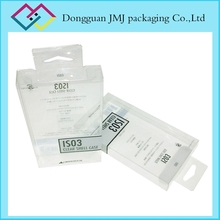 Cell phone box packaging,plastic empty mobile phone boxes supplier