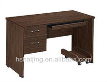 HAIJING 3371 traditional wood veener antique executive desks