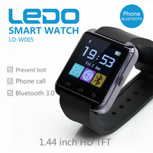 LEDO Factory price wholesale cheap bluetooth smart watch with 32MB memory