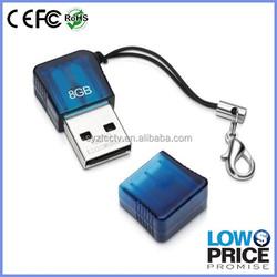 Low Cost 16GB to 64GB Mini USB Flash Drives