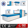 vacuum pvc veneer profile foil membrane press machine