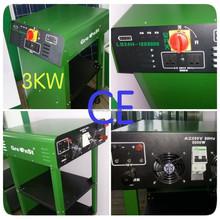 1KW 2KW 3KW Home Solar Power System Hybrid Solar Power Generator AC380V/110V