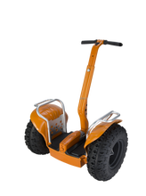 Electric Vehicle Motor Car - Automatic Self Balance Scooter with LED Lights