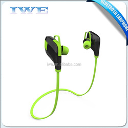 mobile accessories wholesale bluetooth headphones for iphone 6 plus, stereo sound best bluetooth headphones in-ear neckband