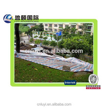 waterproof Polyethylene tarps fabric for truck cargo covers and patio cover all kinds of size