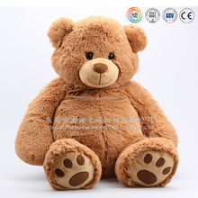 Big size plush bear toys as a premiums gift toy