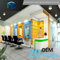 Premium Quality Custom Fit Salon Color Cabinet