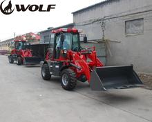 Cina vendita calda agricoli trattore caricatore frontale, caricatore frontale per trattore agricolo attuare