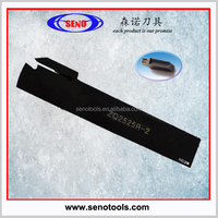 ZQ2525R-2, CNC parting tool holder, tool holder, parting off tool holder,