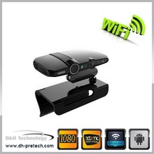 android 4.4 tv box webcam 5.0 MP Camera Auto Focus support video call set top boxes for tv