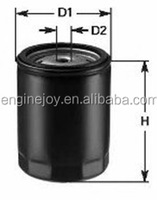 OEM NO:W723/3, 00 75 065 703 ,880874110 ,2654408,20976908, 7984716 Oil Filter Use For RENAULT