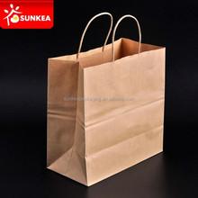 Thin paper bag