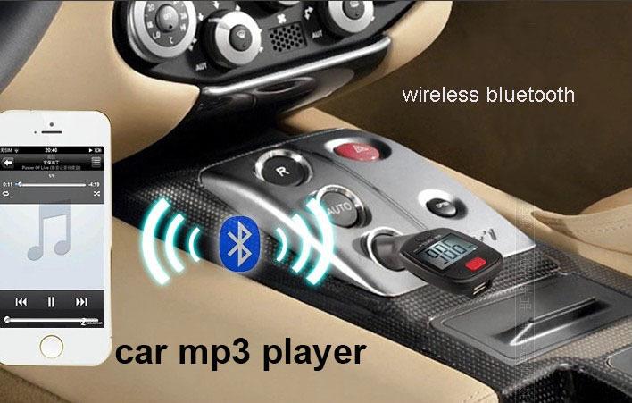 Bluetooth Cigarette Lighter Car-bluetooth-cigarette