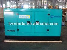 Prime power 180kw weichai diesel generator sets