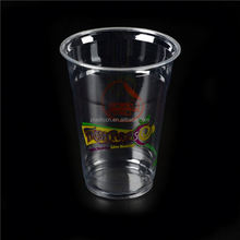 Hot sale European country 58ml/160ml/200ml disposable plastic cup with lid FDA Free