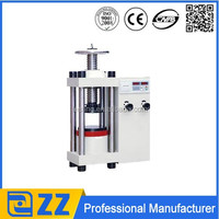 WEW-Y series 2000kn Digital Display Manual Concrete Compression Testing Machine