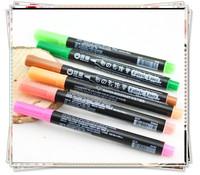 water soluble marker pen , plastic waterproof marker pen ,fabric marker pen