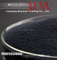 high quality densified and undensified silica fume powder