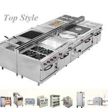 2015 Luxury Commercial Kitchen Equipment China