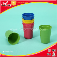 FDA oem custom logo cup, plastic mug cup