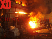 EAF-30 t Electric Arc Furnace (LuoYang China)