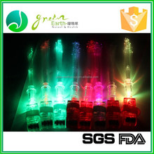 Fashionable Event and Party Supplies led light finger ring