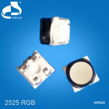 Surface Mount Package Type 2525 rgb smd diodes