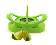 2016 SS + plástico de alta qualidade de limão citrus lemon cortador